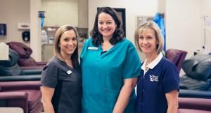 Lake City Cancer Care Chemotherapy Nurses